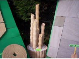 Bamboo Fountain 1800mm