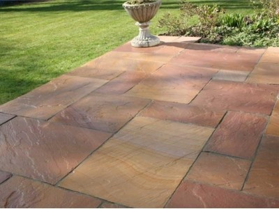 Rosemount Indian Sandstone Patio Pack