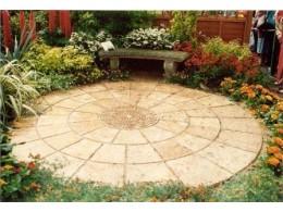Rotunda - Antique Brown