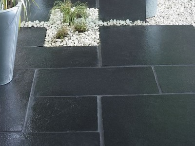 Quartzina Limestone Paving - Sample (refundable)